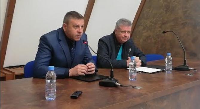 """Димитър Марчев, председател на КТ """"Подкрепа"""" - Благоевград: Работили сме с много кметове, но с д-р Камбитов имаме най-добър диалог"""