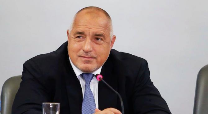 Борисов и Помпейо обсъдиха по телефона отбраната, енергетиката и сигурността