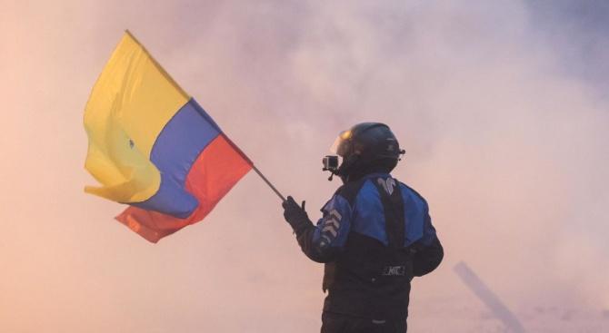 В протестите в Еквадор вече има петима загинали