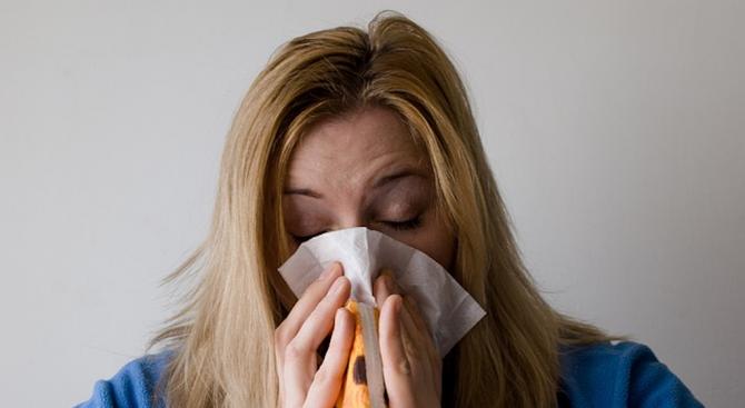 Есенните вируси започват с хрема, кашлица и отпадналост