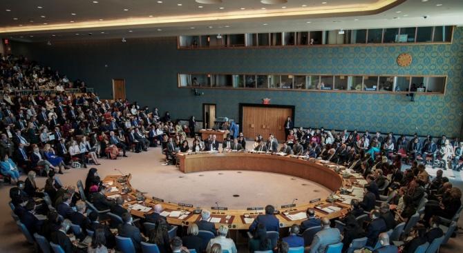 Съветът за сигурност на ООН не можа да постигне съгласие за военната операция на Турция в Сирия