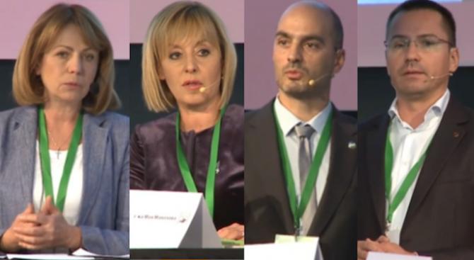 В битката за София: Четирима кандидат-кметове отговарят на четири въпроса