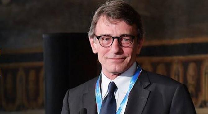 Давид Сасоли: Новата ЕК вероятно ще започне работа чак на 1 декември