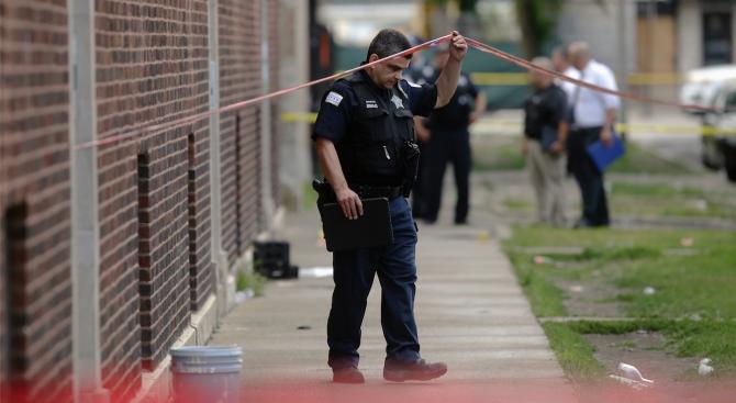 Инцидент в Чикаго с убити българи