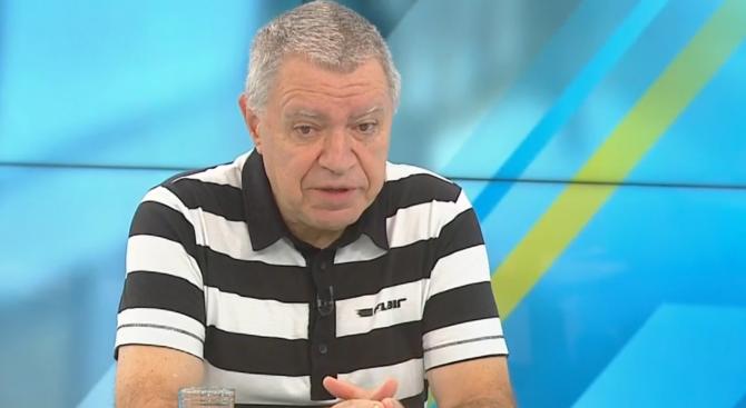 Проф. Михаил Константинов: Подготовката за изборите е перфектна