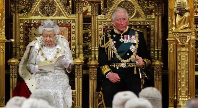 Елизабет II: Европейците да могат да останат в страната ни след Брекзит