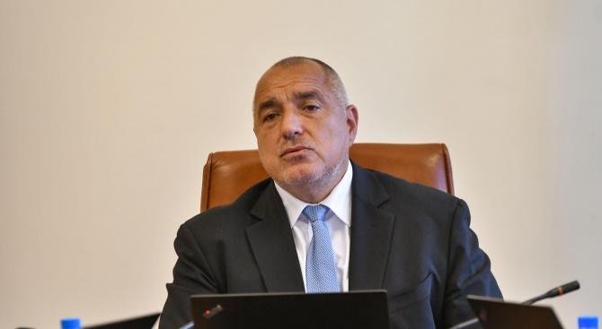 Борисов свиква Съвета по сигурността заради нахлуването на Турция в Сирия
