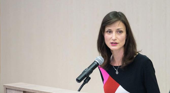 Мария Габриел: Университетите имат ключова роля за запазването на Европа като световен лидер в науката
