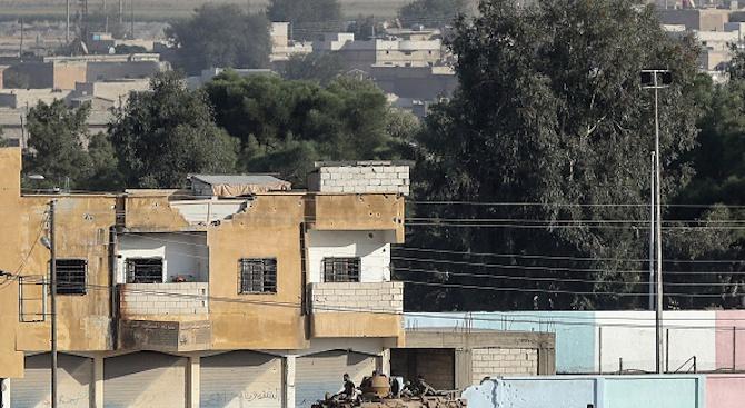 САЩ: След турското нахлуване в Сирия са освободени голям брой опасни затворници от Ислямска държава