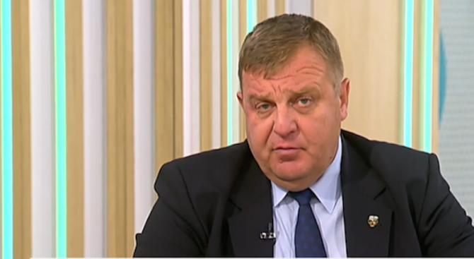 Каракачанов: Непосредствена опасност за България няма