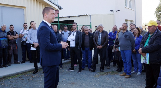 Живко Тодоров, кандидат за кмет на Стара Загора от ГЕРБ: Територията на бившия азотно-торов завод ще стане уредена градска зона