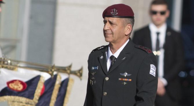 Шефът на израелския ГЩ към офицери: Четете!