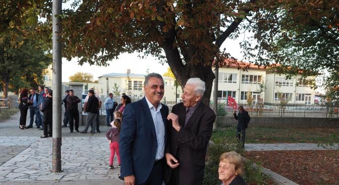 Кандидатът за кмет на община Марица Димитър Иванов: Няма по-добър отбор за община Марица от този на ГЕРБ-Обединени земеделци!
