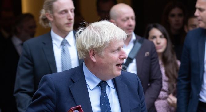 Борис Джонсън вижда шанс за нова сделка за Брекзит, но сделка още няма