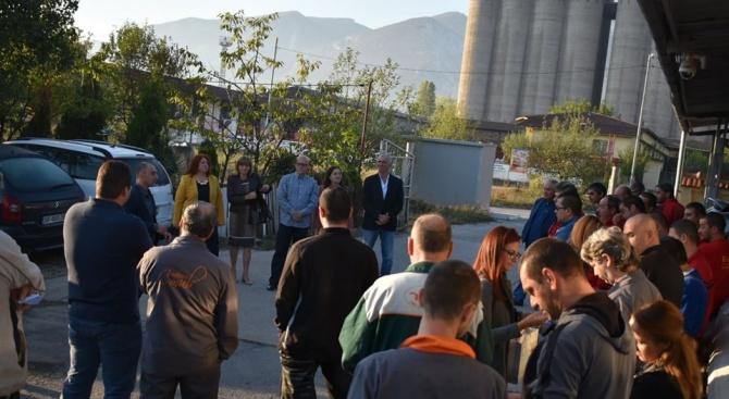 Калин Каменов: Разкриването на нови работни места във Враца не е достатъчно – те трябва и да са добре платени