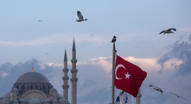 МВнР проверява провокативна карта на Турция, включваща наша територия