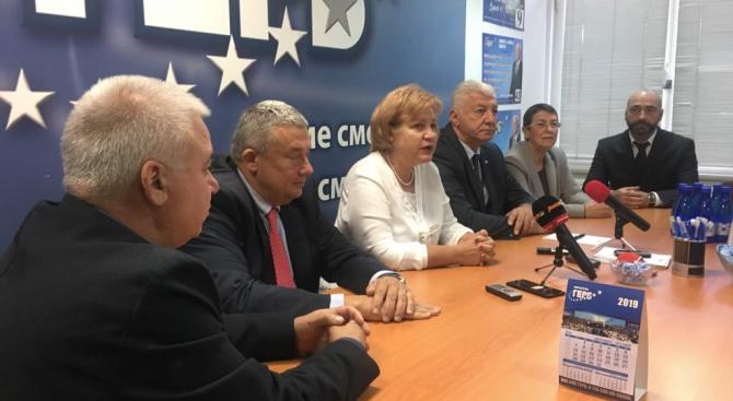 СДС подкрепи кандидата на ГЕРБ за  кмет на Пловдив Здравко Димитров