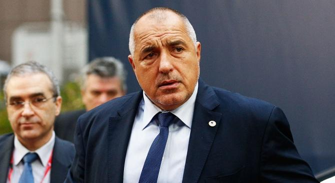 Борисов участва в заседанието на Европейския съвет