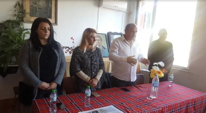 Кандидатът за кмет на Първомай Асен Кичуков посети село Драгойново