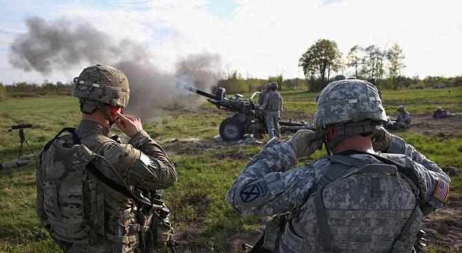 Военни от САЩ се присъединиха към кюрди в Сирия