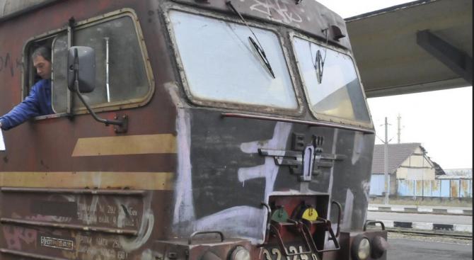 Възстановява се движението на временно отменените влакове в страната