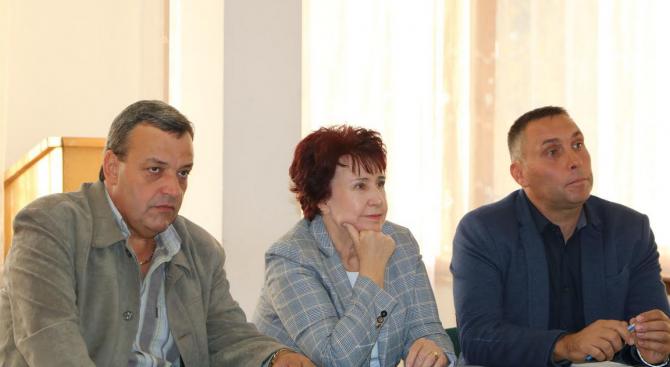 Вяра Церовска: Скоро село Рударци ще има нов водопровод