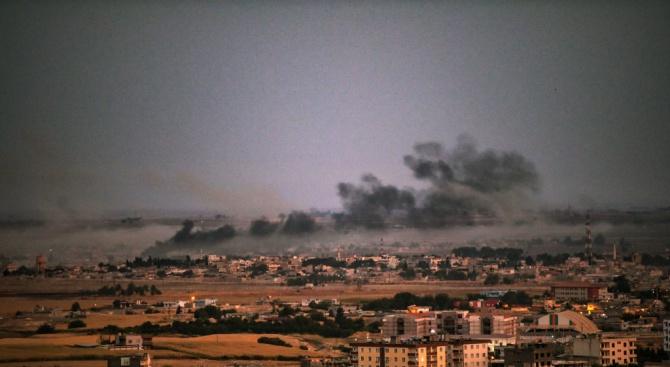 Сирийските кюрди: Турция не спазва споразумението за прекратяване на огъня
