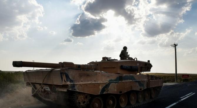 Лидерът на Сирийските демократични сили каза, че е важно да се запази американското присъствие в страната