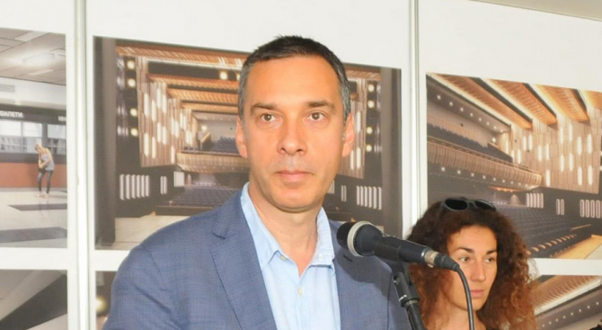 Димитър Николов: Бургас ще има високотехнологична Университетска детска болница с 24-часов Спешен център