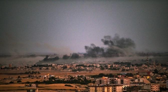 Турция потвърди изтеглянето на кюрдските бойци от граничен сирийски град