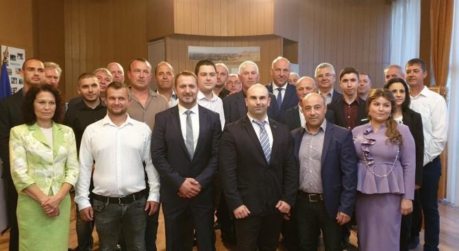 Адам Адамов: Листата на ГЕРБ-Поморие е балансирана, с представители от всяко населено място в общината
