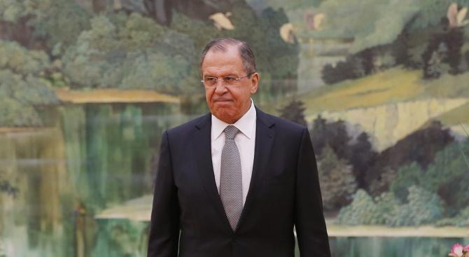 Сергей Лавров: Приветстваме продължаването на диалога ни с България
