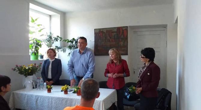 Кандидатът за кмет на Разград от ГЕРБ Валентин Василев: Ние не даваме празни обещания като опонентите ни