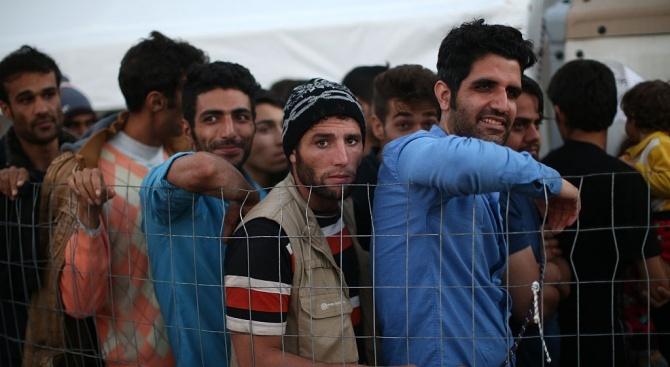 Над 4400 мигранти са били задържани в Турция миналата седмица