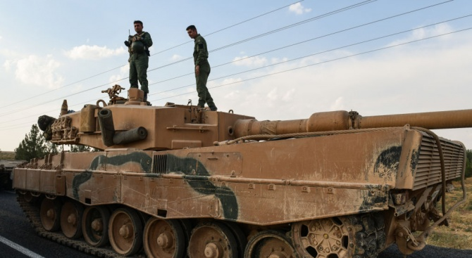 Изтече 120-часовото примирие в Северна Сирия