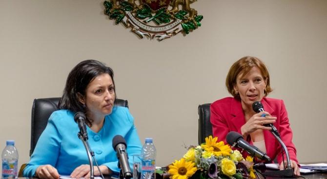 Десислава Танева: Надежда Петкова е достоен кандидат за кмет на Добрич