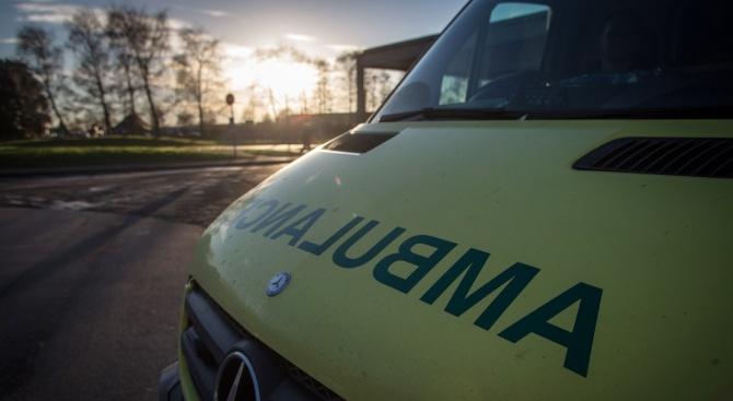 Мъж прегази хора в Осло с крадена линейка