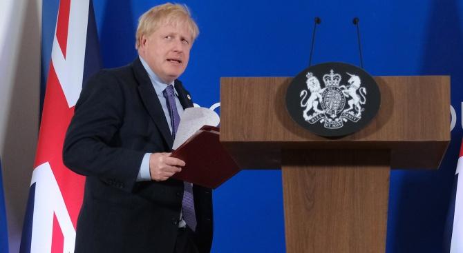 Великобритания тръгва към предсрочни избори?