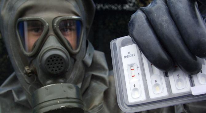 ОЗХО проверява твърденията за използване на химически оръжия по време на турската офанзива в Северна Сирия