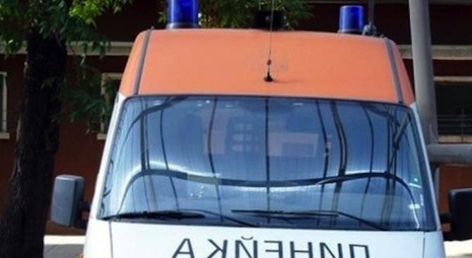 35-годишен, във видимо нетрезво състояние, пострада пред питейно заведение в Благоевград