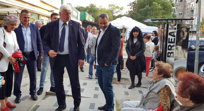 Здравко Димитров: Основни приоритети за мен ще бъдат инфраструктурните проекти и грижата за хората