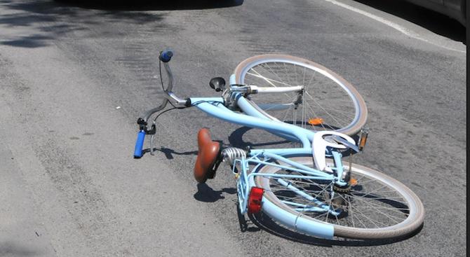 СДВР търси съдействие за установяване на шофьор, помел колоездач