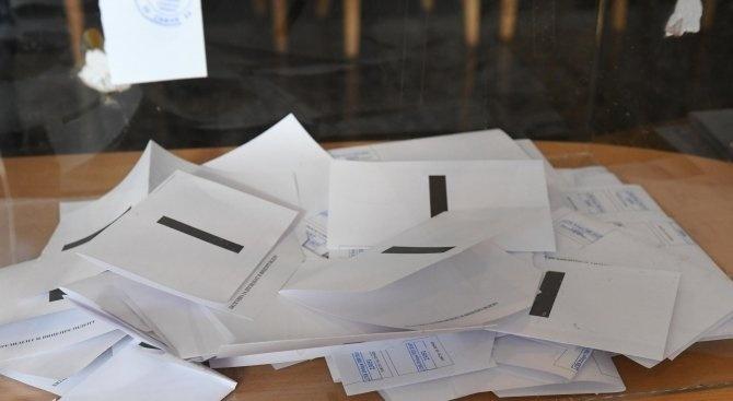 Образувани са 32 досъдебни производства, свързани с изборите