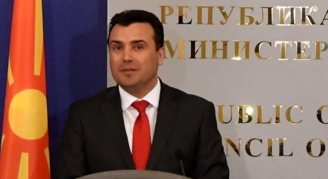 Зоран Заев: Пак ще се кандидатирам за премиер