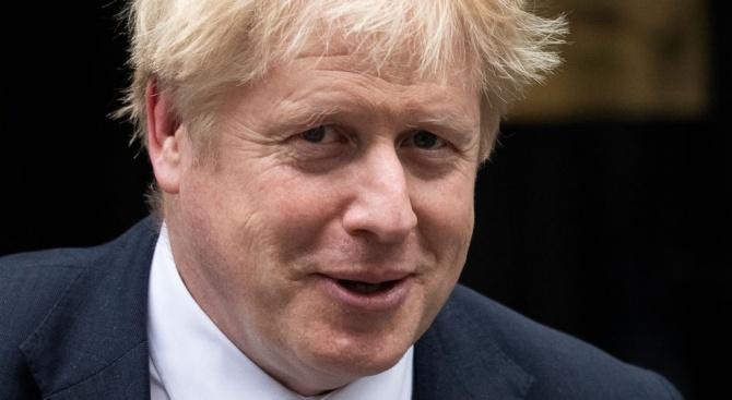 """Великобритания ще излезе от ЕС със сделката на Борис Джонсън, заяви източник от """"Даунинг стрийт"""""""