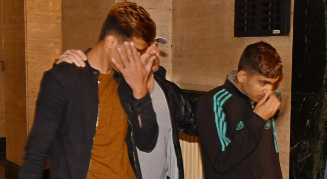 Оставиха в ареста двамата афганистанци, изнасилили непълнолетно момиче