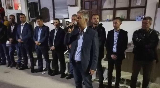 Подмяна на ВиК мрежата, асфалтиране на улици и привличане на инвеститори – това са приоритетите на кандидат-кмета на община Гърмен Галип Мисирков