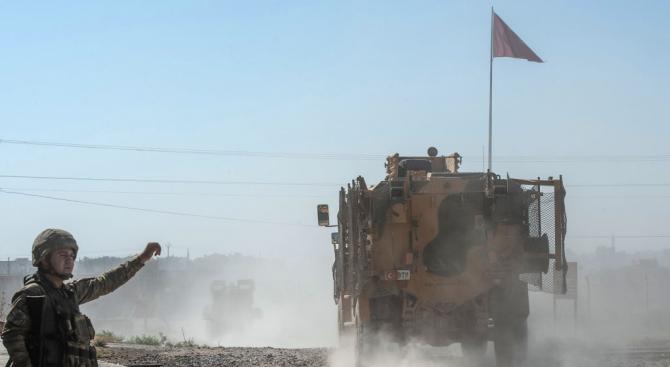 ЕП призовава за санкции срещу Турция заради военната операция в Сирия
