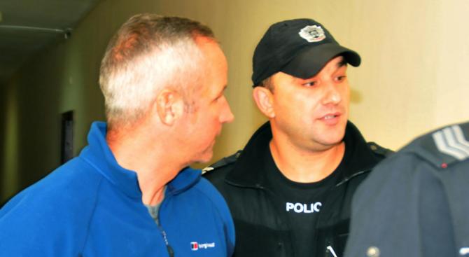 Бургаският съд потвърди ареста на издирван с Европейска заповед британец