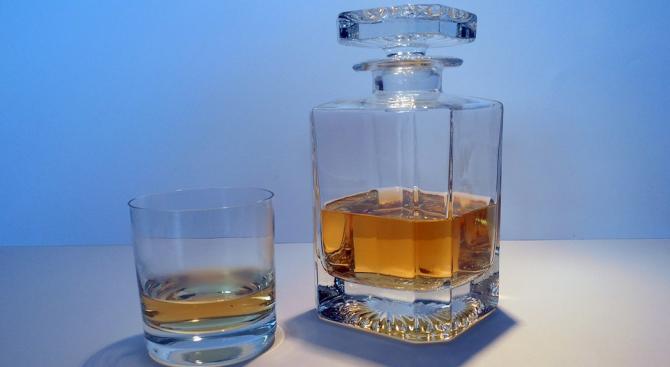 Британски столетник дължал дълголетието си на уискито